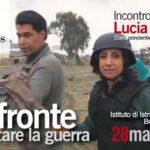 SUL FRONTE: RACCONTARE LA GUERRA - INCONTRO CON LUCIA GORACCI