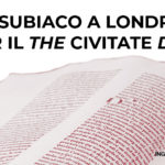 DA SUBIACO A LONDRA, PER IL <em>THE</em> CIVITATE <em>DAY</em>
