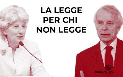 LA LEGGE PER CHI NON LEGGE